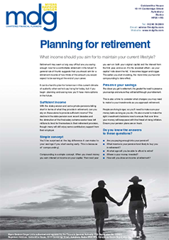 planning-for-retirement