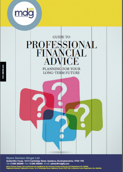 Snip-Guide to Professional Financial Advice