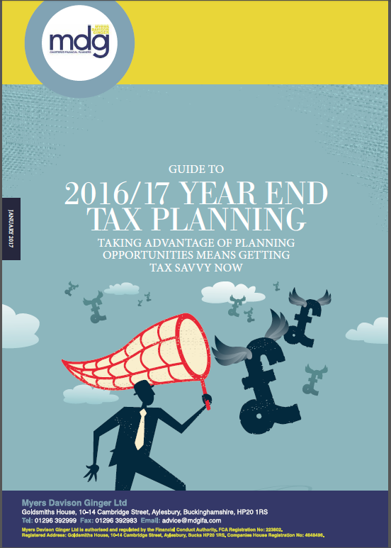 Capture-Guide to Year End Tax Planning