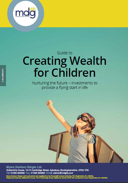 Guide to Creating Wealth for Children