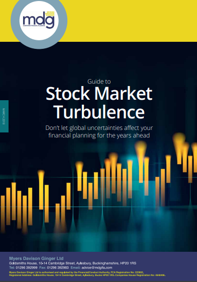 Guide to Stock Market Turbulance