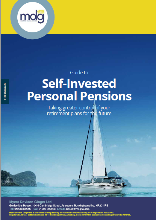 Guide to Self Invested Personal Pensions