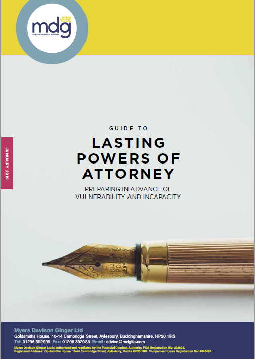 Capture-Guide to Lasting Powers of Attorney