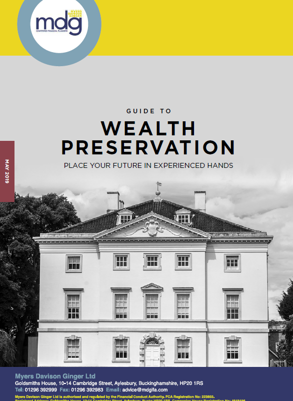 Guide to Wealth Preservation image