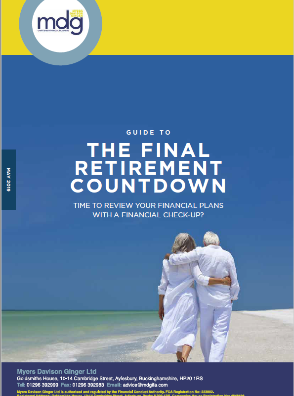 Guide to the final retirement countdown image