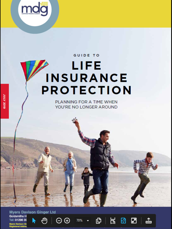 Image - Guide to Life Insurance Protection