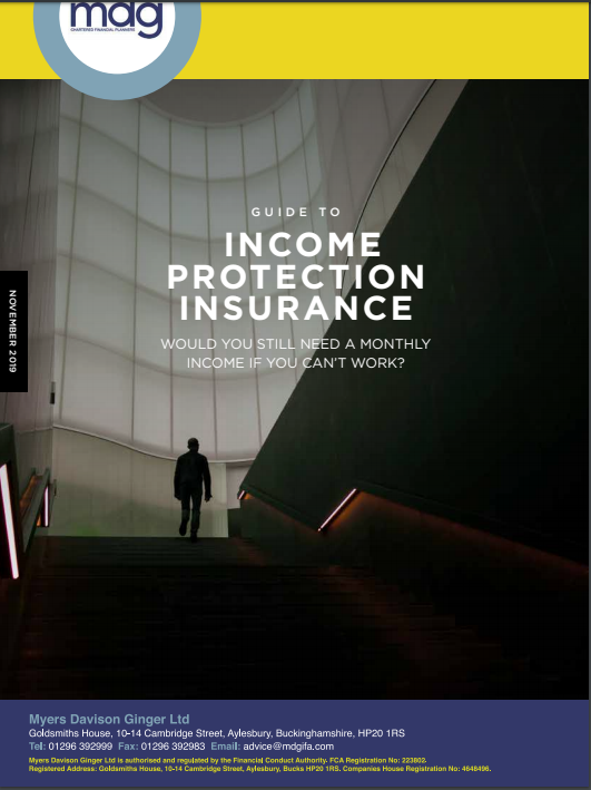 Guide to Income Protection Insurance Image