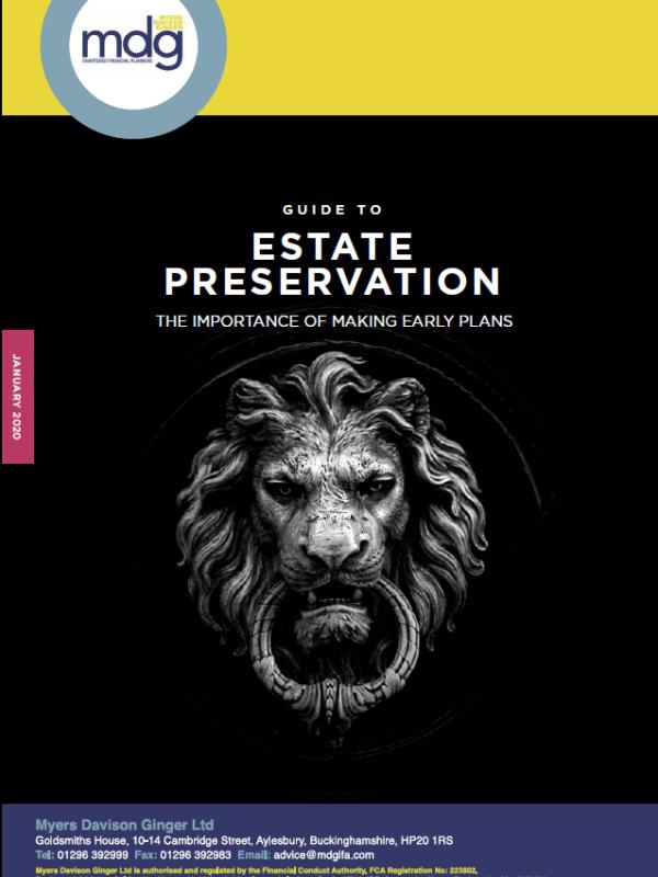 Capture Guide to Estate Preservation