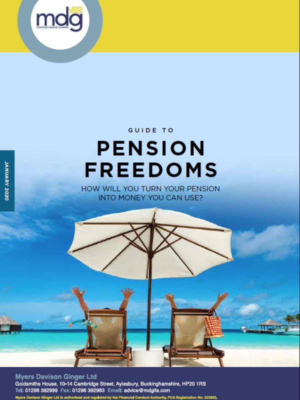 Capture Guide to Pension Freedoms