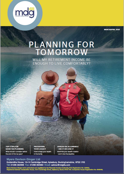 IMAGE-Newsletter March-April 2020