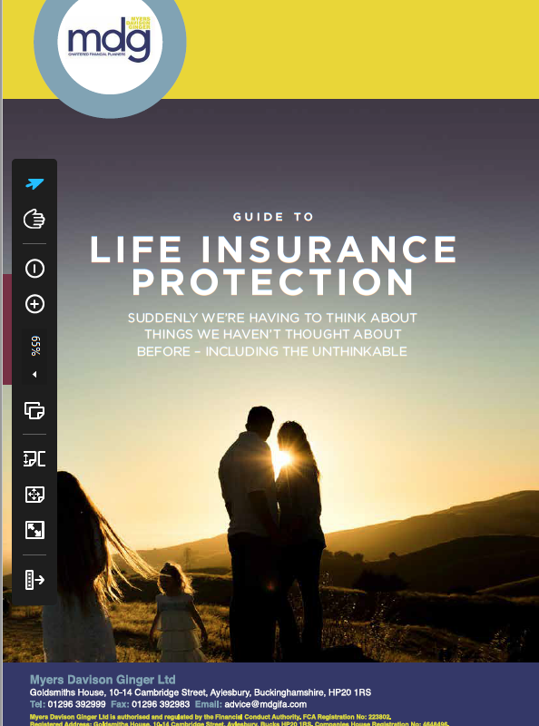 Capture-Guide to Life Insurance Protection