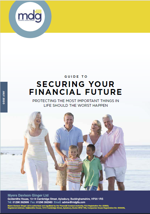 Capture-Guide to Securing Your Financial Future