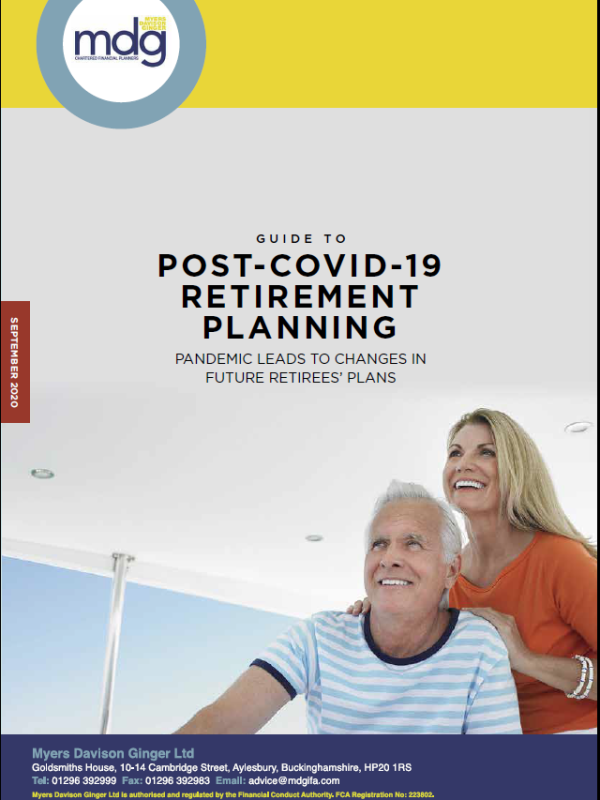 Guide to Post-covid-19 Retirement