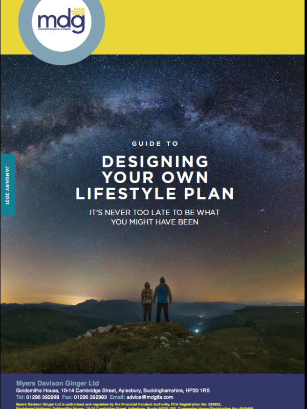 Guide Designing Your Own Lifestyle plan image
