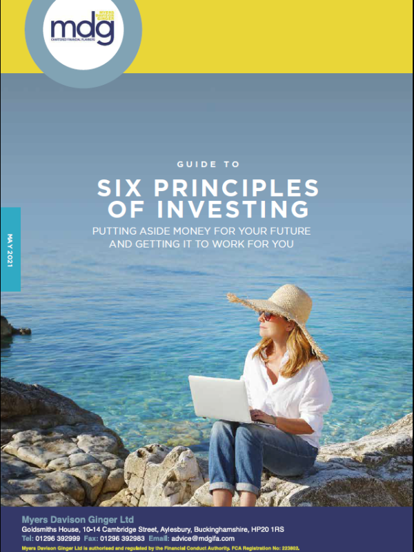 Guide to Six Principles of Investing