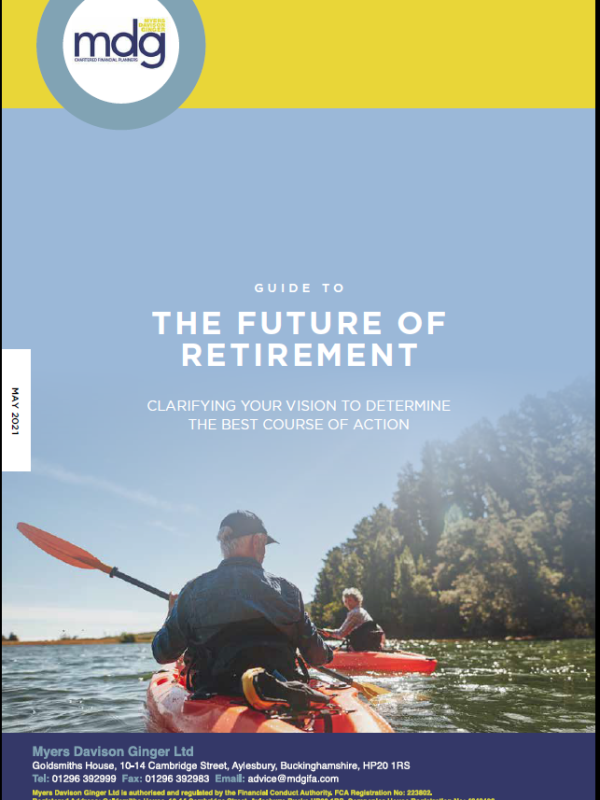 Guide to The Future of Retirement