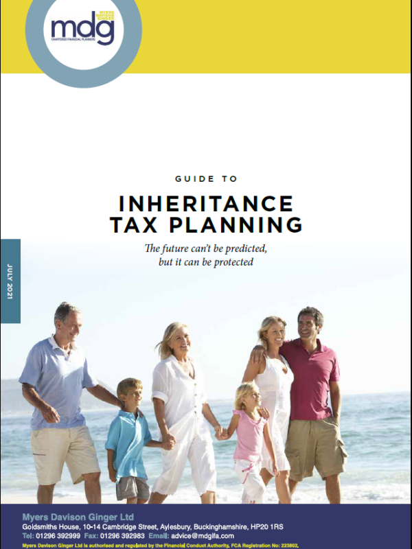 Image - Guide to Inheritance Tax Planning