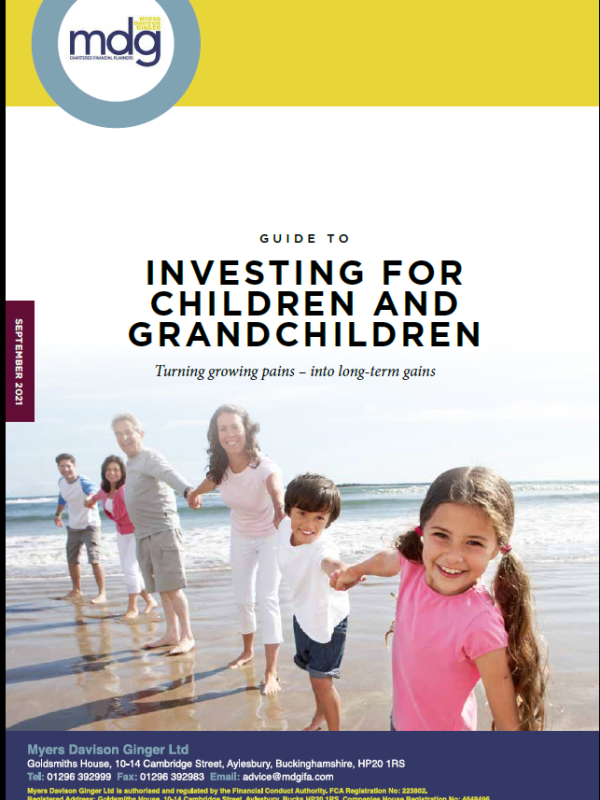 Guide to Investing for Children